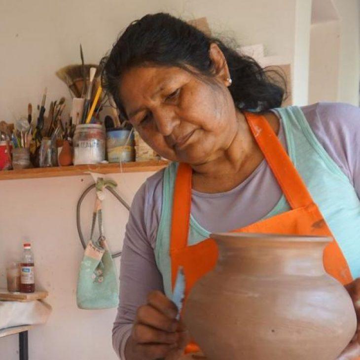 «A PULSO» Muestra de Alfarería en Tilcara