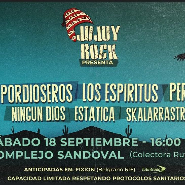 Jujuy Rock