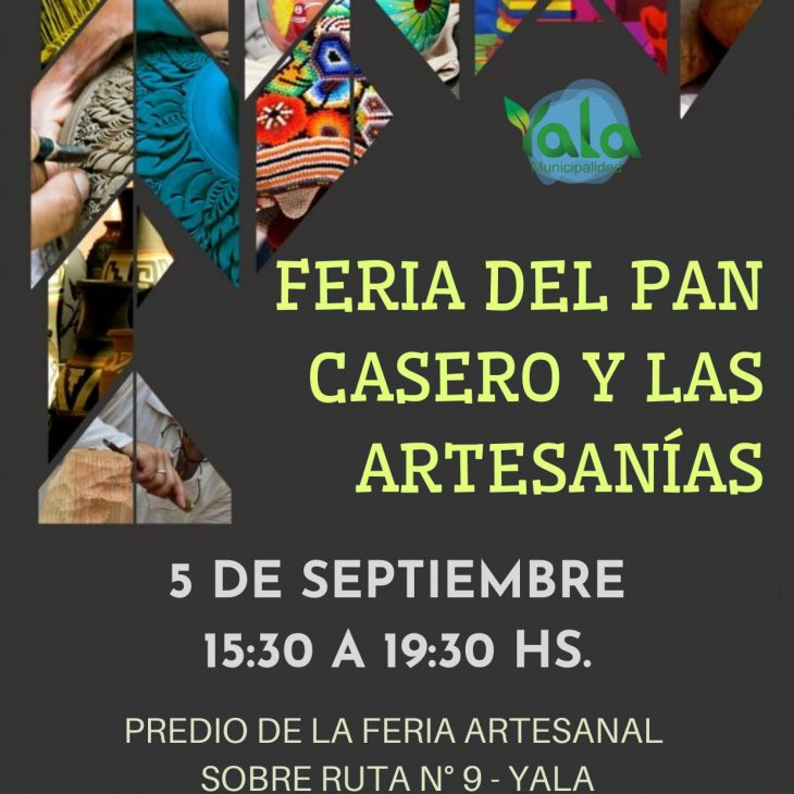 Feria del Pan Casero y las Artesanías