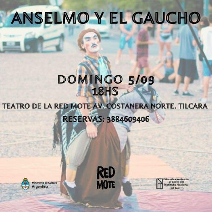 Teatro: «Anselmo y el Gaucho»