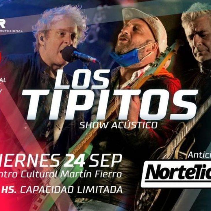 «Los Tipitos» Show acústico