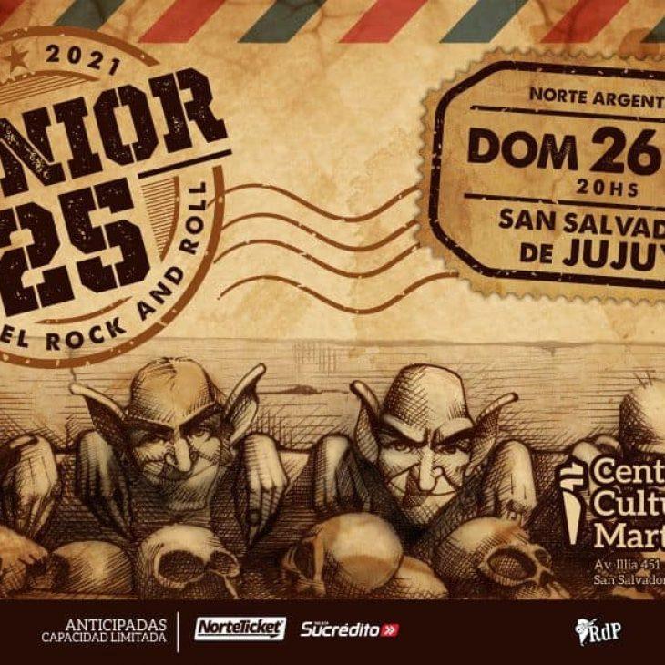 Junior 25 en Jujuy