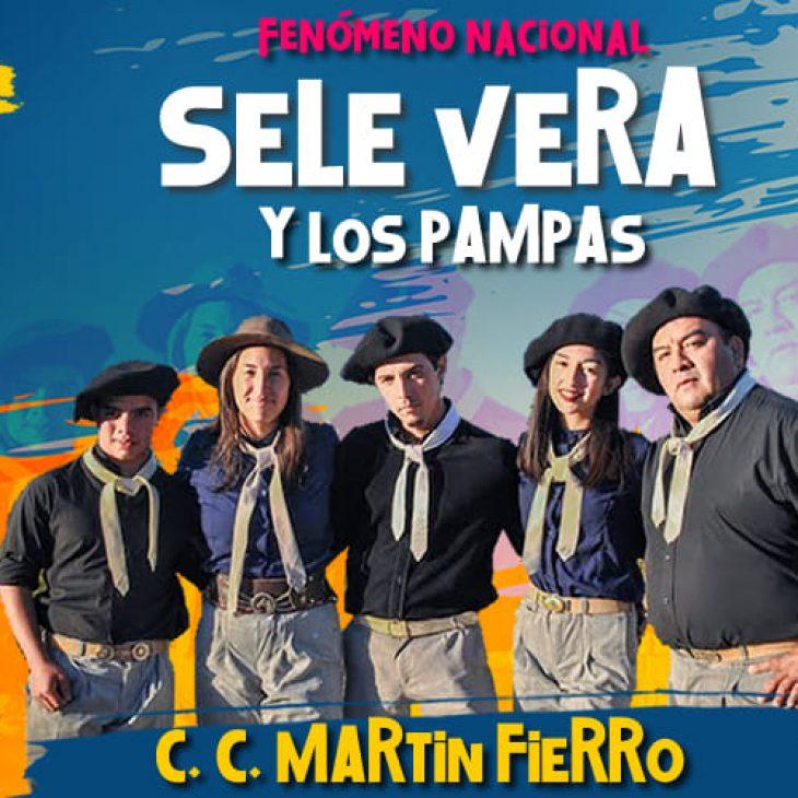Sele Vera y los Pampas