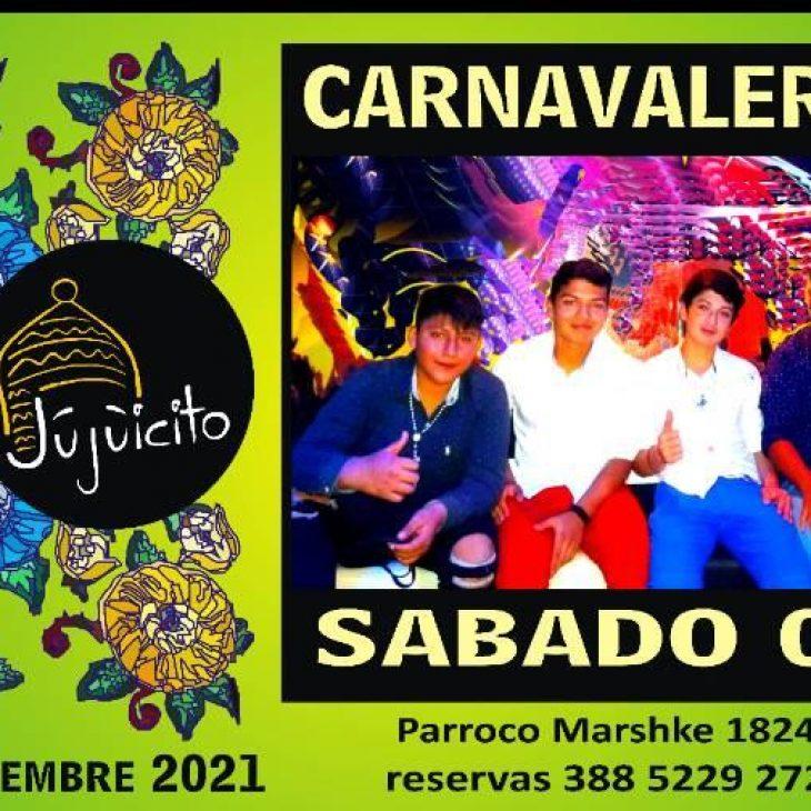 Carnavaleros en Jujuicito