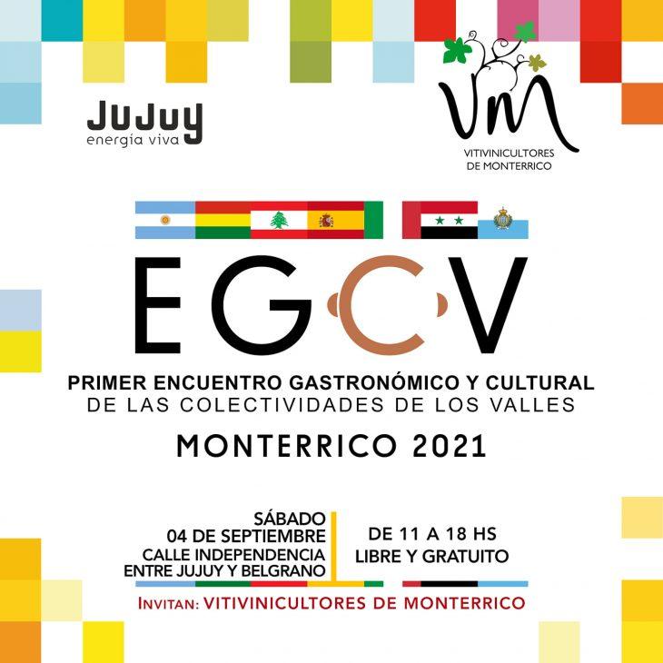 1º Encuentro Gastronómico y Cultural de las Colectividades de los Valles