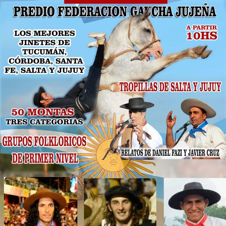 Gran Festival De Jineteada y Montas Especiales