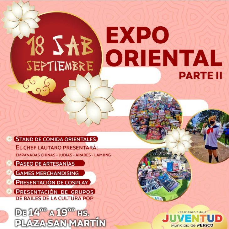 Expo Oriental en Perico