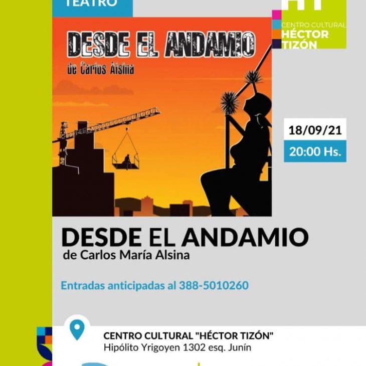 Teatro: Desde el Andamio