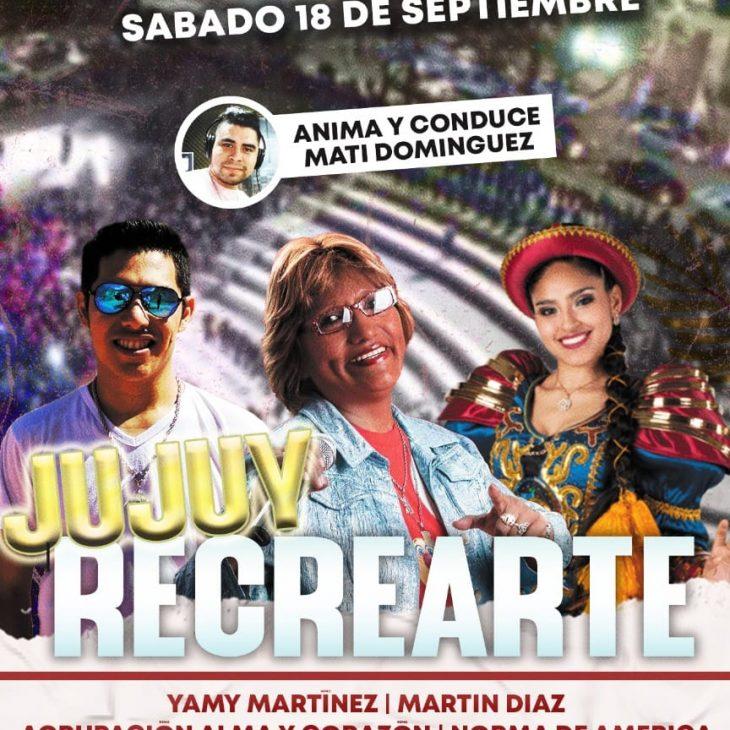 3° Aniversario Jujuy Recrearte