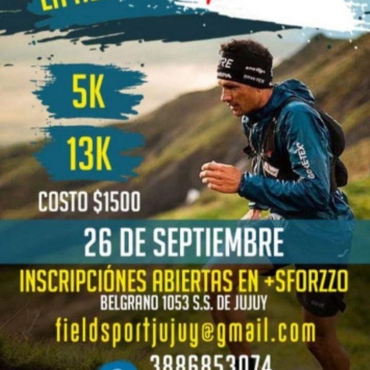 Trail Running La Almona 2021