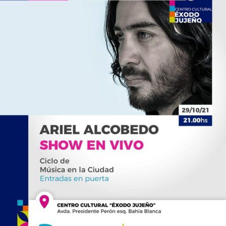 Ariel Alcobedo