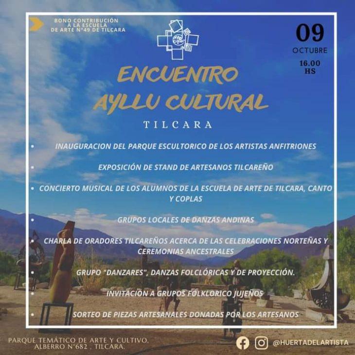 Encuentro Ayllu Cultural