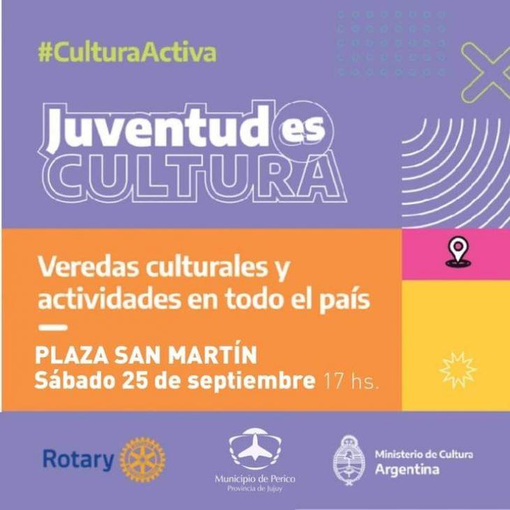 Juventud es Cultura