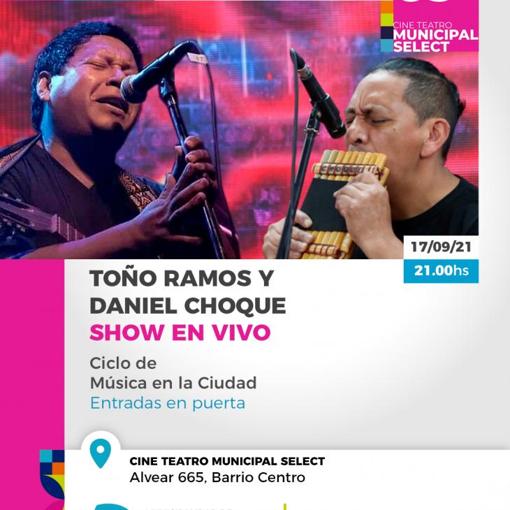 Toño Ramos y Daniel Choque Duo en