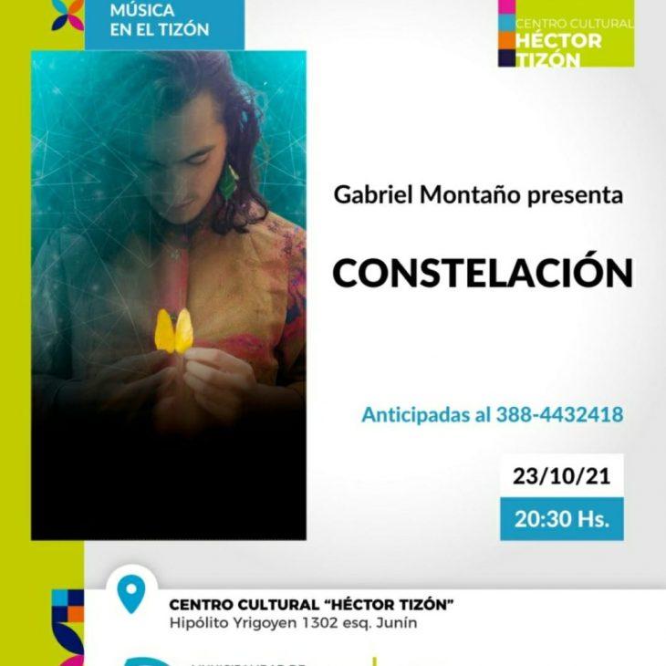 «Gabriel Montaño presenta «»Constelación»» «