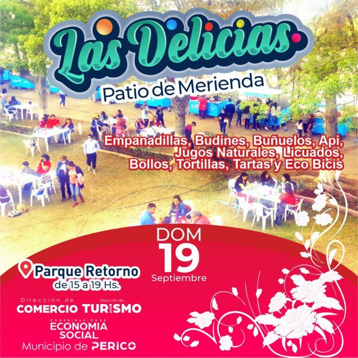 Patio de Merienda «Las Delicias»
