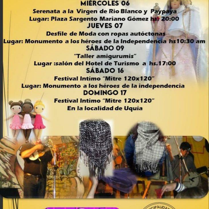 Festival «Mitre 120 x 120»