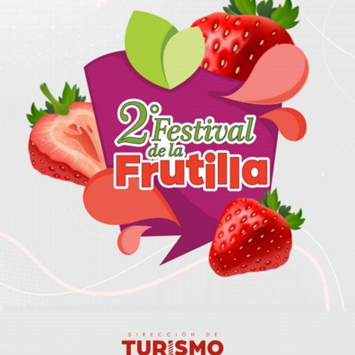 2° Festival de la Frutilla en Perico