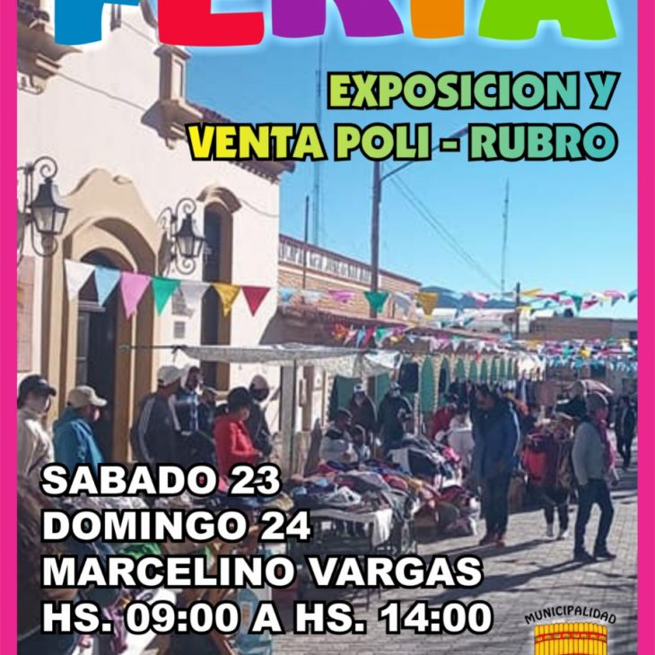 Exposición y Venta POLIRUBRO