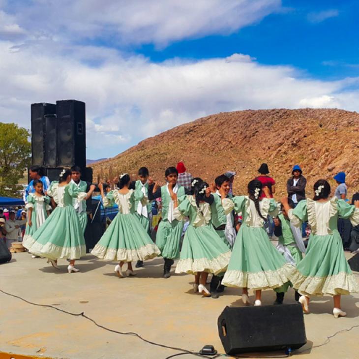 Festival Folclórico del Huancar