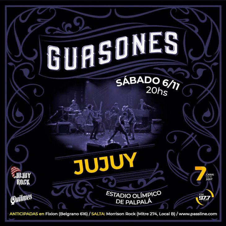 Guasones en Jujuy!