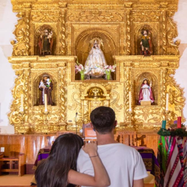 Iglesia de Nuestra Señora de la Candelaria y San Antonio