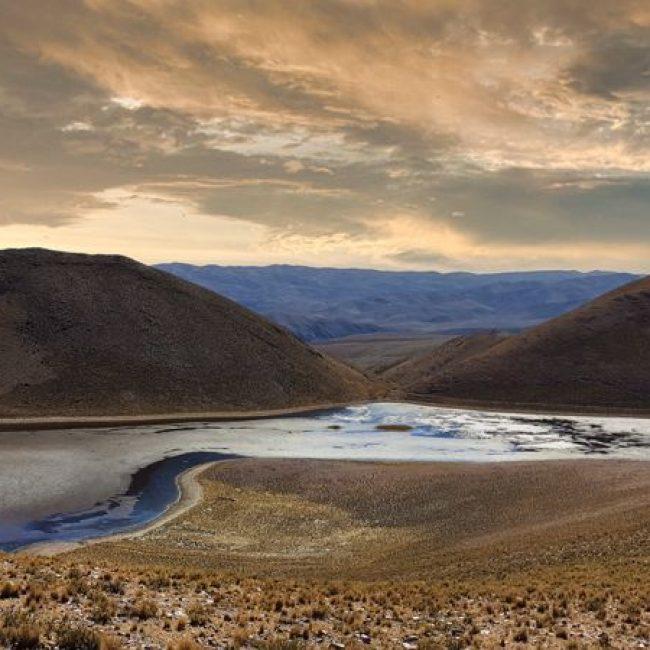 Monumento Natural Laguna de Leandro