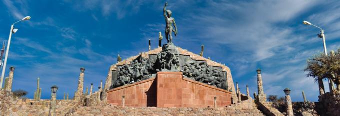 Monumento a los Héroes de la Independencia y al Ejército del Norte