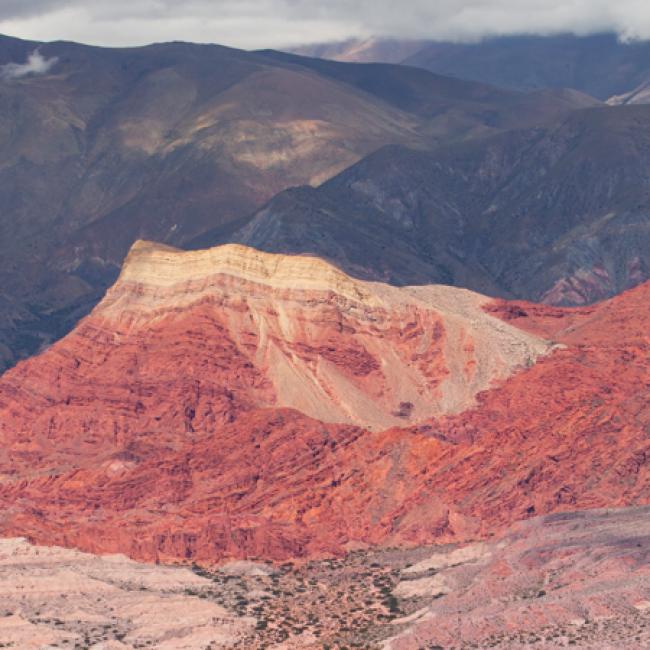 Cerro Pollera de la Coya