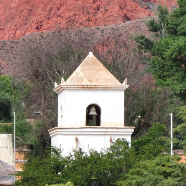 Iglesia San Francisco de Paula y la Santa Cruz