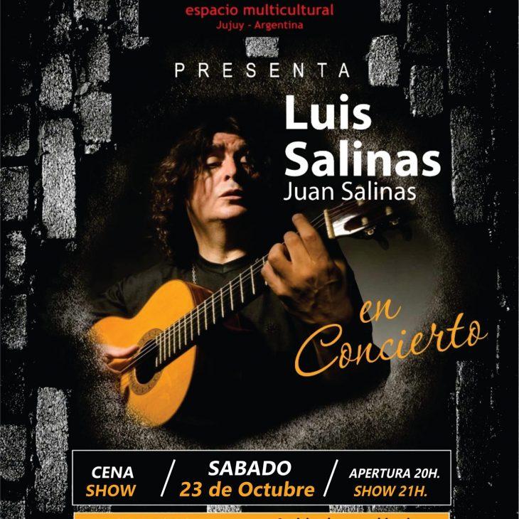 LUIS SALINAS en Jujuy