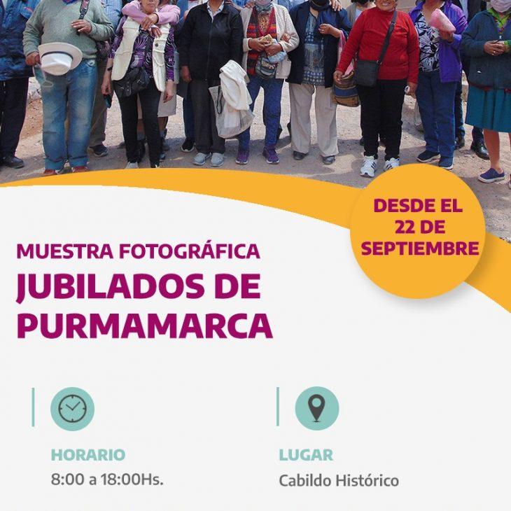 «Jubilados de Purmamarca» Muestra Fotográfica