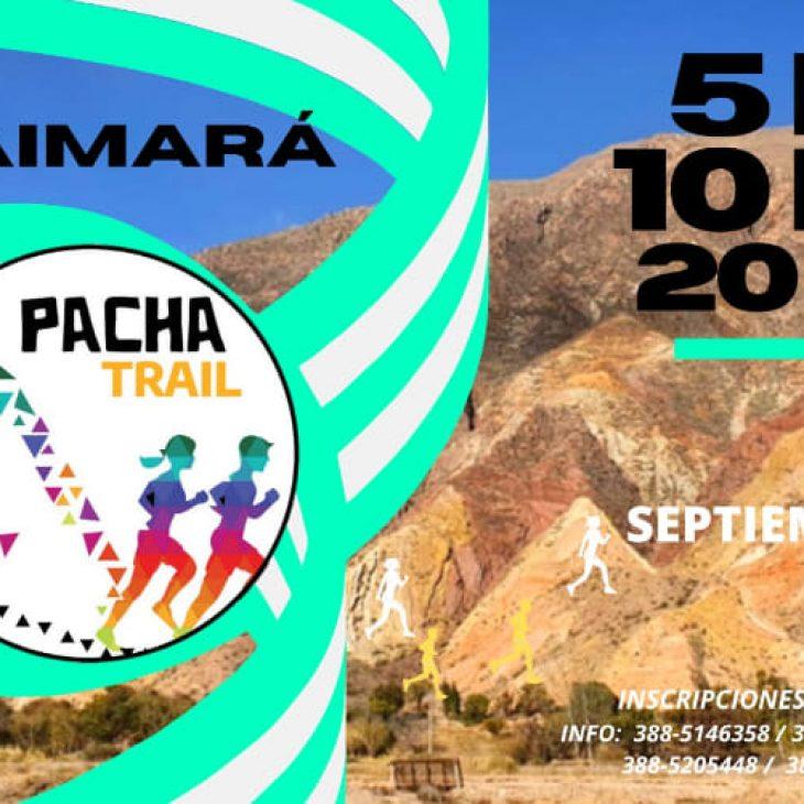 Pacha Trail Setiembre 2021 en Maimará