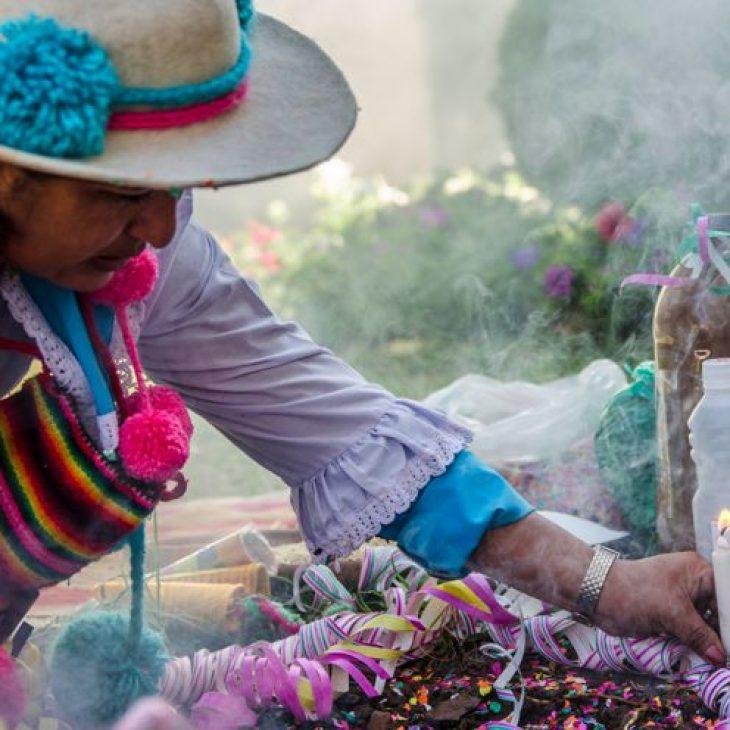 Día de la Pachamama