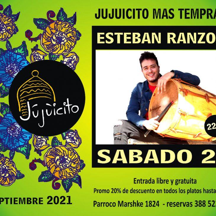 Esteban Ranzoni en Jujuicito