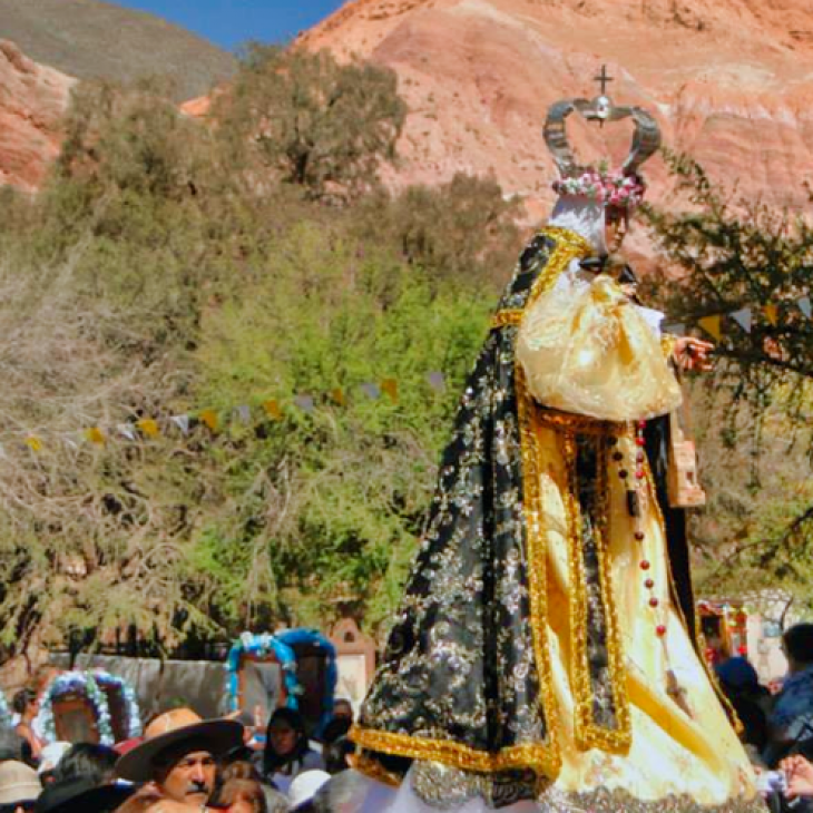 Fiesta Patronal en Honor a Santa Rosa de Lima