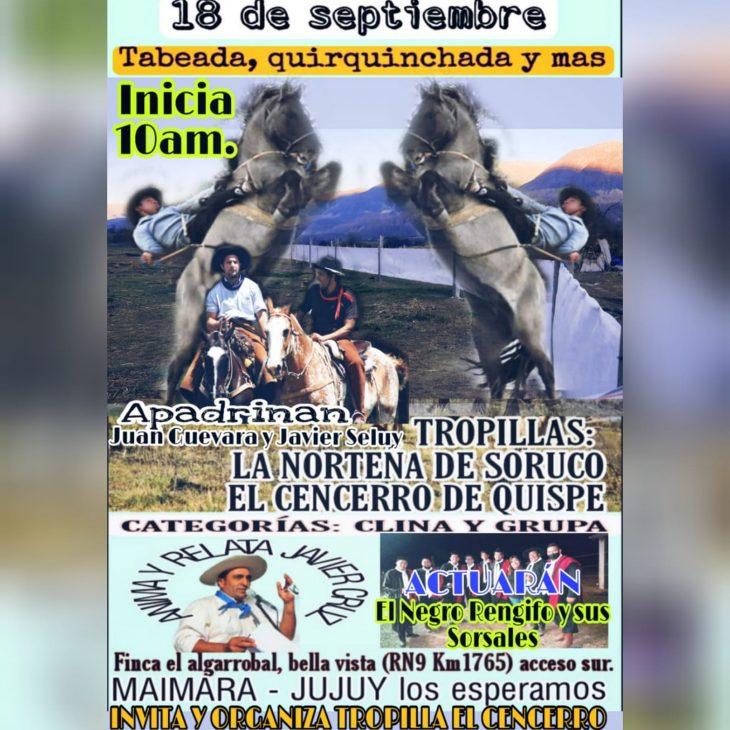 Gran Festival de Destreza Criolla
