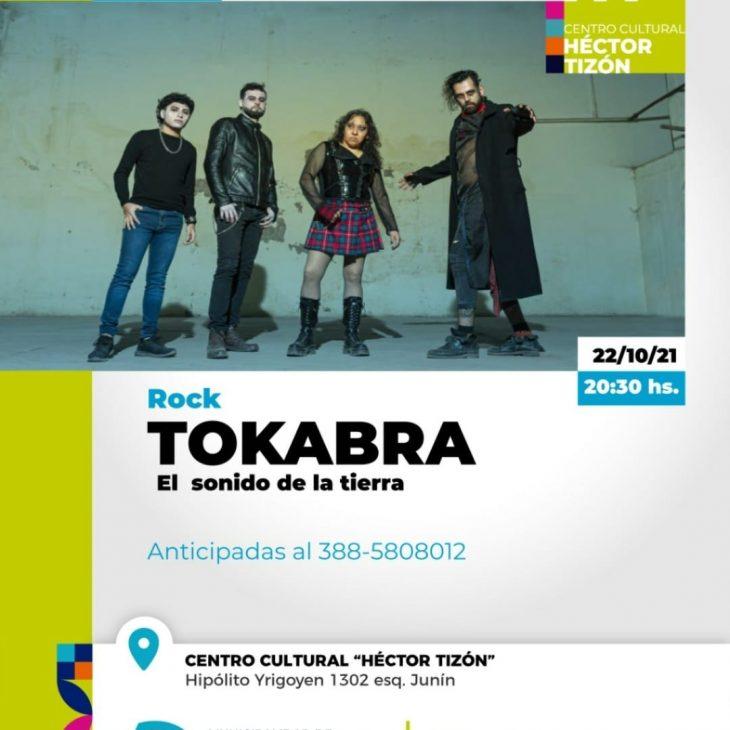 Presentación de Tokabra