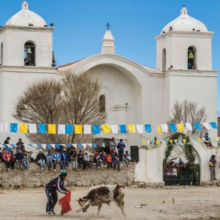 Fiesta Patronal de Casabindo y Toreo de la Vincha
