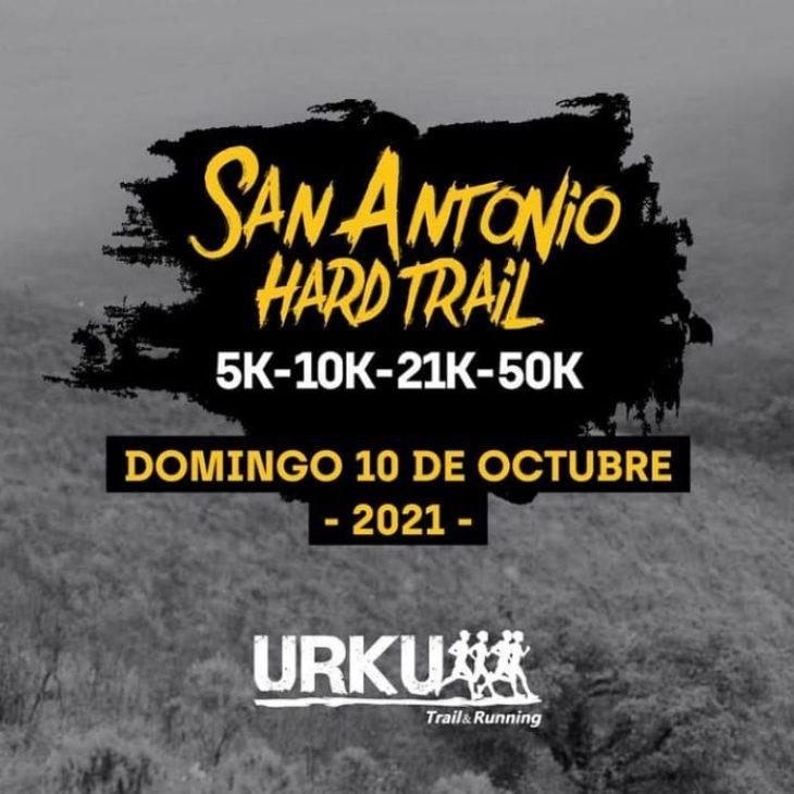 Urku 2021 San Antonio Hard Trail
