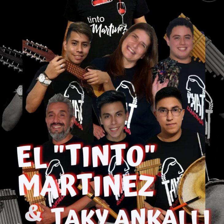 El Tinto Martinez y Taki Ankalli