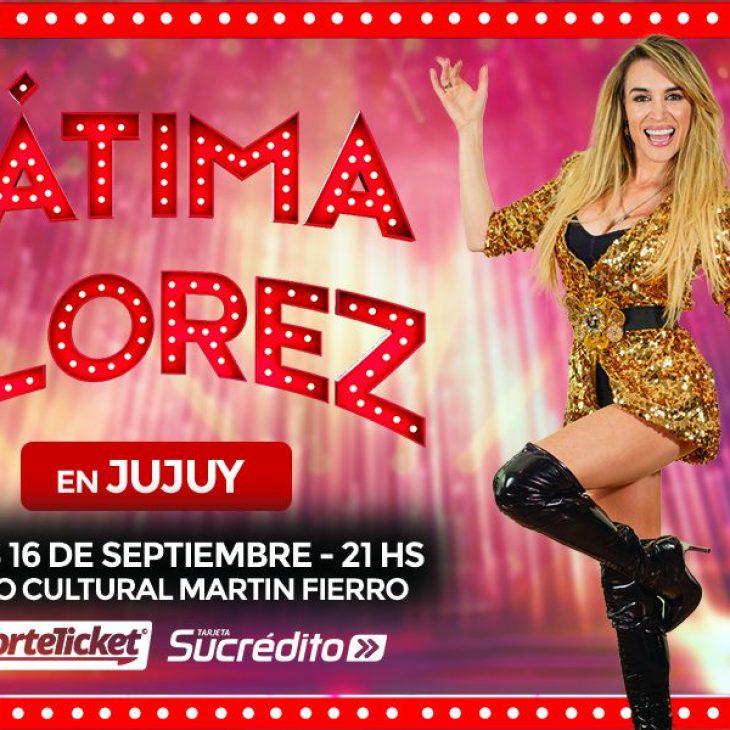 Fatima Flores en Jujuy