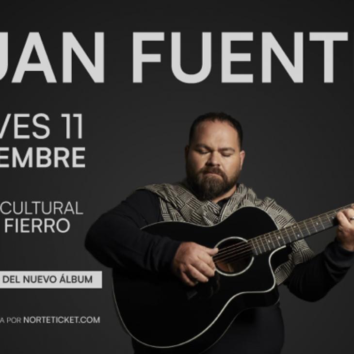 Presentación de «Juan Fuentes»