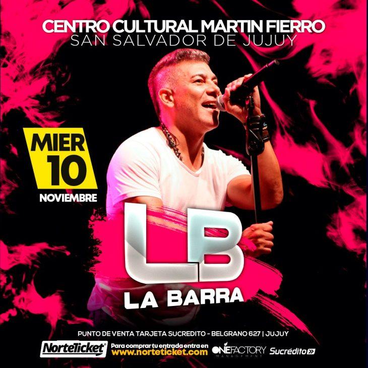 Presentación de «La Barra»