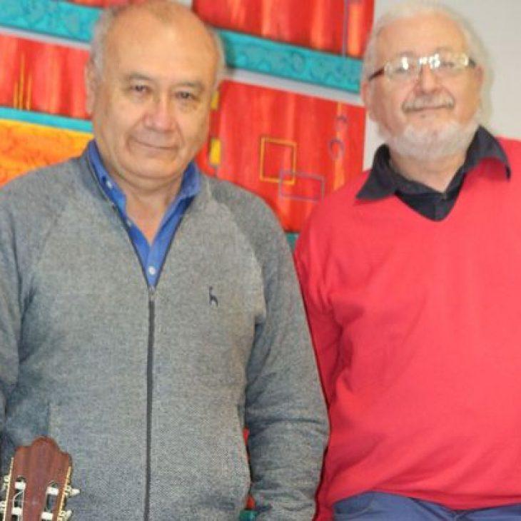 Tacta presenta su disco en el Centro Cultural «Éxodo Jujeño»